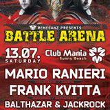 Mario Ranieri @ Club Mania, Sunny Beach, Bulgaria 13.07.2013