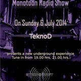 Strom:kraft Radio presents TeknoD