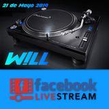 W!LL - Set Remember Facebook Live (21-05-2019)