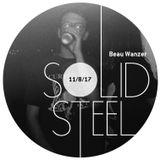 Solid Steel Radio Show 11/8/2017 Hour 2 - Beau Wanzer