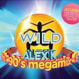 Wild Alex K 90s Megamix (2015)