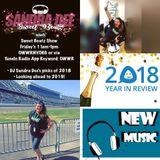 Sweatbeatz NYE show 2018 on WBCW Newtworks