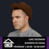 Luke Solomon - Business As Usual 01 NOV 2018