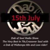 Dab of Soul Radio Show 15th July 2019 - Top 5 from Emel Ilter (Kara Mel)