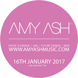 Amy Ash live on EffectFM 160117 // Classic Garage / 2Step