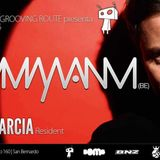 Jimmy Van M - Live at The Bomb, San Bernardo, Argentina (18-01-2013)