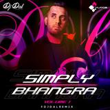 Simply Bhangra 2017 - DJ DAL