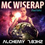 MC WiseRap X (Off Alchemy 7.83Hz Ep)