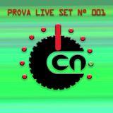 PROVA LIVE N°001