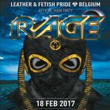 Rage by Alejandro Alvarez - Leather & Fetish Pride Belgium 2017