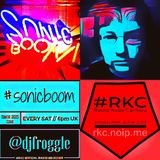 sonic boom @RadioKC show 27 podcast