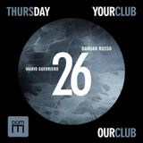 Damián Russo @ DOM 26-02-15 (First Hour)