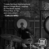 Interview: CARLOS NIÑO (Los Angeles) - Discussion hosted by LEXIS