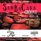 SamBaCana Groove Paraty - Abril 2017