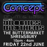 Brookes Brothers @ The Buttermarket Shrewsbury 22/06/12 competition 2