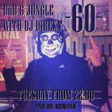 DJ Direkt presents DnB & Jungle - December 31st 2019 [Mix 60] - Glorious Republic Radio