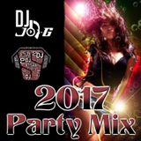 DJ Jo-G & DJ Styles 2017 Party Mix