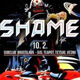 DJ Tetsuo - Shame @ Subclub 10.2.2018