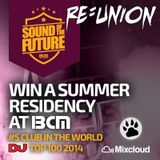 Sound Of The Future BCM Comp 2014 - RE:UNION