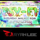 Ryan Lee - PsyFi V 2 AM Set