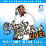 THE SUNDAY SERENADE OLDIES REGGAE ''FATHERS DAY SPECIAL'' WITH DJ CHRIS CUTT  JUNE.18,2017