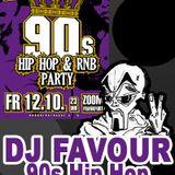 Party Mix 1 - Fr. 12.10.12 90s Hip-Hop&RnB at ZOOM Club FFM