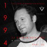 Dj Stephanovitch @ Chat Bleu Bordeaux 02.12.1994 (part.02)