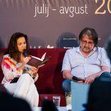 Vinko Moderndorfer - Knjigarna Goga - 6. 8. 2015
