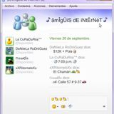 Amiguis de Internet - El Chamán - 20/09/19