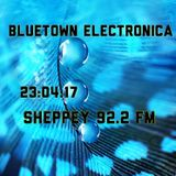 Bluetown Electronica live show 23.04.17