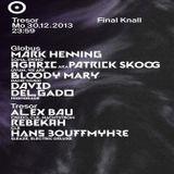 Rebekah @ Final Knall - Tresor Berlin - 30.12.2013