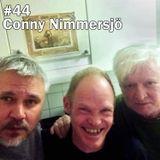 #44 Conny Nimmersjö
