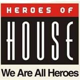 Tony Price - HEROES OF HOUSE 8th March 2014 - Part 1- Live Mix Set.
