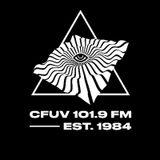 Northern Circle - CFUV All Canadian Techno Mini Mix - March 17 2018 [Funding Drive Episode]