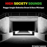 Ragga Jungle Dubwise Drum & Bass Mixtape DJ Junior Lazarou