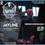 DJ JAYLINE PRESENTS THE SOUND BULLY TAKE OVER ON -TELEPATHYRADIO.COM