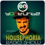 HousePhoria 013 24.10.15  01 mixed by Yony Uribe