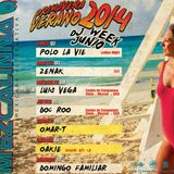 Mix - Omar-T - La Mezcalinna - Playa del Carmen - 06/06/2014