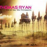 DJ Thomas Ryan Live at Threshold at Gay 90s Minneapolis