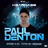 Paul Denton Live @ Kearnage Melbourne