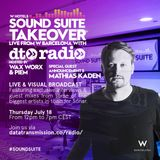Mathias Kaden Interview & Guest Mix - Hosted By Wax Worx - LIVE From W Barcelona Sound Suite