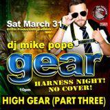 GEAR - HIGH Gear (Part Three)
