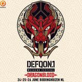 Cyber @ The colors of Defqon.1 2016 - UV