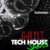 DjLYLT - Tech House Jams - September