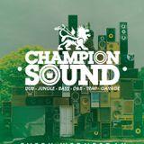 15/01/14 Drum & Bass Mix - Champion Sound @ Bongo Club