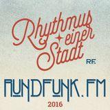 Leo Gretener, Juan Veloz & Kalabrese   Rundfunk.fm Festival 2016   Day 15