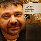 Julio Pítari en DisfrutemosBA 18-11-17