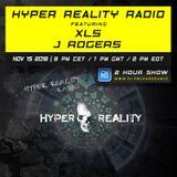 Hyper Reality Radio 095 – XLS & J Rogers
