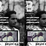 Brum & Bass show with Danny de Reybekill // Vital Presents POWERS (19/01/2017)