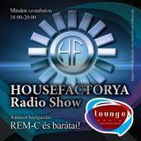 PrimePulse live @ HouseFactorya Radio Show, Lounge Radio 2014.02.15.